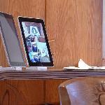 An iPad !!