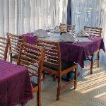 Hotel Delminivm, Zagreb: restaurant detail 02