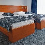 Hotel Delminivm, Zagreb: twin room