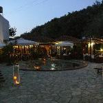 Green Park Restaurant, Aghia Paraskevi, Skiathos