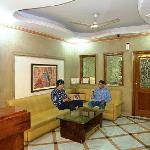 Foto de Hotel Orchid Garden
