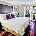 Premium Balcony Guest Room