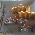 more sushi art