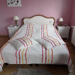Le lit (magnifique)