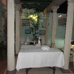 My dinner table