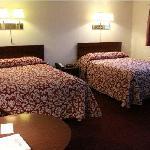 Deluxe rooms with 2 Queen Beds