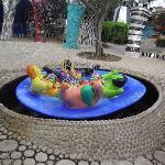 la fontaine aux nanas