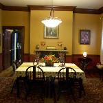 Garrett House Dining Room