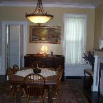 Westfall House Dining Room