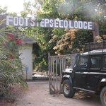 Foto de Footsteps Eco Lodge