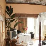 Honeymoon Villa Inside of Room