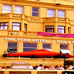 The York Hotel aims to give an experience of intimacy delivered in a laid-back and relaxed atmos