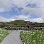 Touring Slea Head Drive is a must--this is Gallus Oratory