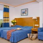 Room / Habitación Hotel Victoria