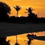 Evening Sunset View