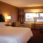 Renovated Sheraton Syracuse King Bed