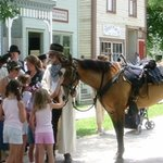 Wild West Weekend at Ushers Ferry