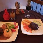 Great Ecuadorian food