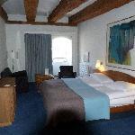 lovely room - only standard so very good!