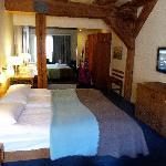 our very nice (standard!) room