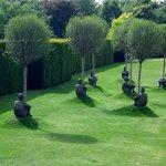 Парк скульптур в Йоркшире