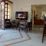 The tv lounge & bar