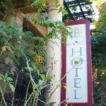 Bancroft Hotel Sign