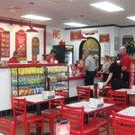 Firehouse Subs - Foley, AL: Dining Room