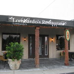 FRONT VIEW OF LOMBARDO'S RESTAURANT