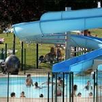 Le bassin Aqua récréatif est à 2 pas et gratuit pour les campeurs