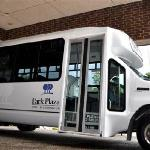 Four Shuttles to Mall of America and Airport