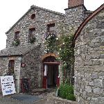 Entrance to Skerries Tour and cafe