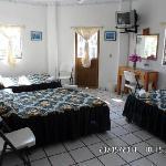 Habitacion de 5 a 6 personas