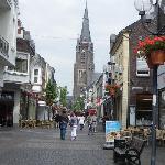 Kevelaer shopping street