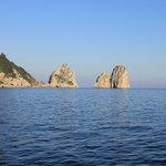 Capri - I Faraglioni visti da Marina Piccola (31613906)