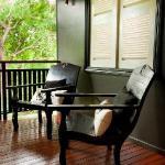 Suites private balcony