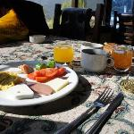 not bad breakfast