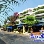 Tui's Place Guest House - Jomtien Beach (aka Dongtan Beach) Entrance