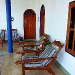 Rooms with relaxation area