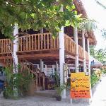 Restaurant und Tauchbasis