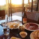 Local food from 'the Pantry' in Margaret River, eating at Redgate Beach Chalet