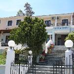 Clara Hotel front