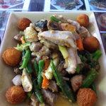 Malaysian restaurant Wau