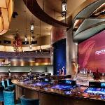 Diamondback Lounge offers full bar service and free entertainment