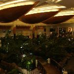 The lobby (!)