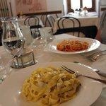 Lunch in Spoleto