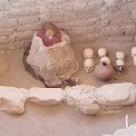 Tomb in Chauchilla Cemetary