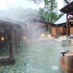 Jiaosi Hot Spring Foto