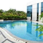 ภาพถ่ายของ Country Club Jade Beach Resort