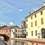 Sul canale di Comacchio, R&B Al Ponticello